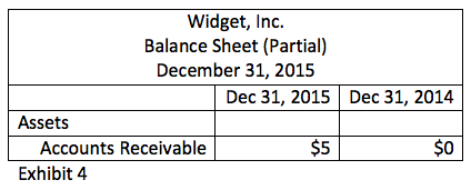 Exhibit 4 - Balance Sheet