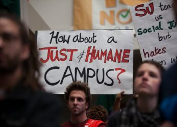 Covering Growing Union Activity on College Campuses