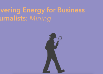 Story Jump-start: Mining and Energy