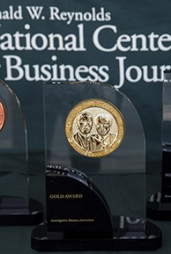 ICIJ Team, CPI and the Los Angeles Times, and MLK50-ProPublica Win 2020 Barlett & Steele Awards