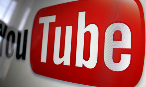 "Depending on their following online celebrities can easily make six figures a year. (""YouTube Logo"" by Rego Korosi via flickr, CC BY 2.0)"