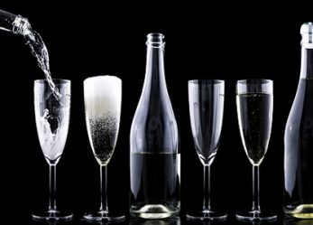 Toast to the New Year with a Business Story on Champagne