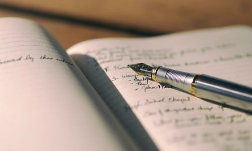"""Even the best business writers find that punctuation can trip them up. These pointers should help. (""""Notebook"""" image via Pixabay.)"""