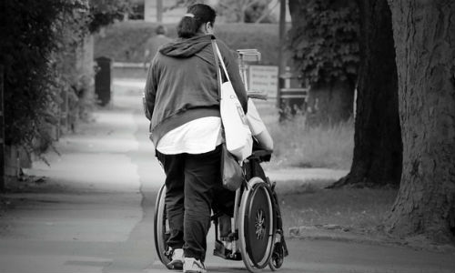 The Americans With Disabilities Act was signed into law 27 years ago. Business reporters can look into its impact on the local community.