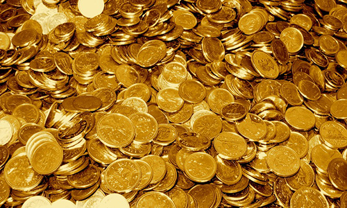 The world's largest gold coin, estimated to be worth $4.5 million, has been stolen in Berlin. (Photo from Flickr).