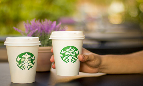 Starbucks has announced ambitious plans to ramp up job creation. (Photo taken from Pixabay).