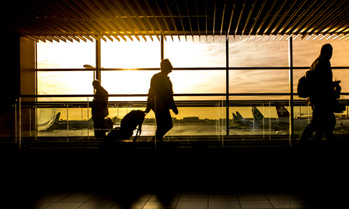 A new study found that airports are in serious need of money. (Photo via Pexels.com)