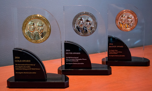Reporters are invited to enter the 2017 Barlett & Steele Awards