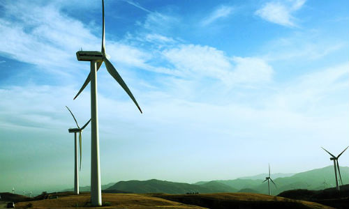 """There's plenty to write about jobs in the energy sector. (Wind-power Generator image by """"kdj71190"""" via Pixabay, CCO Public Domain)"""