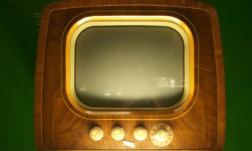 "Millennials consume TV unlike any other generation, with plenty of implications for business. (""Old TV Set"" image by Tomislav Medak via Flickr, CC BY 2.0)"