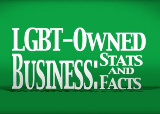 Video: Stats and Facts on LGBT-Owned Businesses