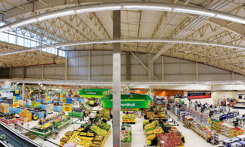 Wal-Mart could enter the bidding fray as a potential rival to Amazon over the purchase of Whole Foods, CNBC reported on Thursday.