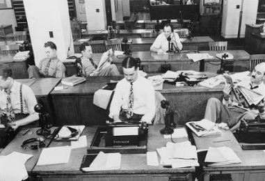 Survive and Thrive in a Shrinking Newsroom, Part 3