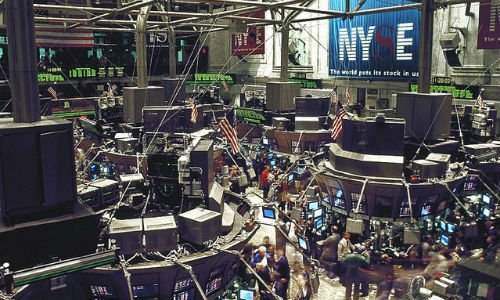 """Stock Exchange"" via Pixabay"