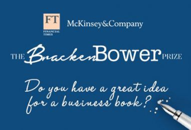 $20,000 Bracken Bower Prize Open to Young Business Writers