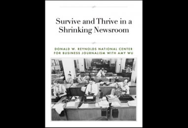 Download Our New E-book: Survive and Thrive in a Shrinking Newsroom