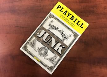 "Reynolds Review: Ayad Akhtar's ""Junk"""