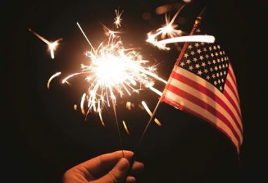 Happy Fourth of July from the Reynolds Center!