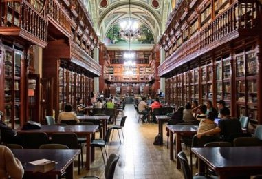 Finding Business Stories in Libraries