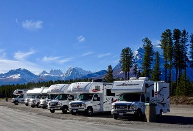 Covering Post-Pandemic Tourism: the RV Life