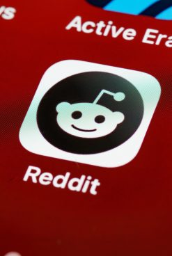 Reporting on Reddit, the 'Front Page of the Internet'