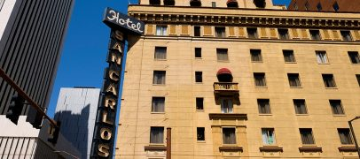 The Recovery of the Hotel Industry