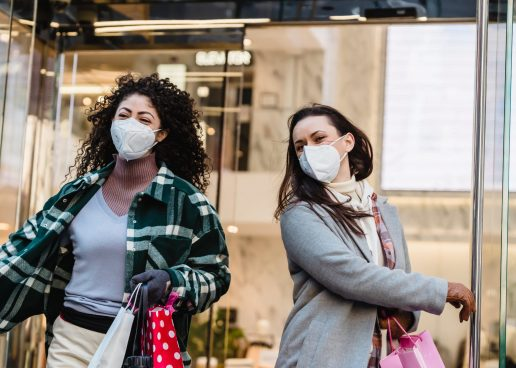 Businesses See Profits in Promoting Public Health Amid COVID Pandemic